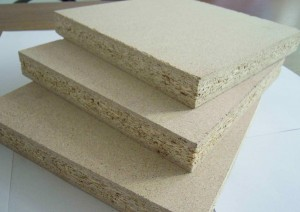 1. Particleboard